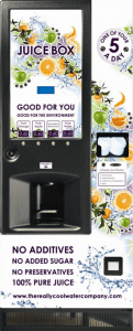 Cold drinks vending machines Wrexham