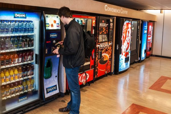 vending machine hire in cheshire