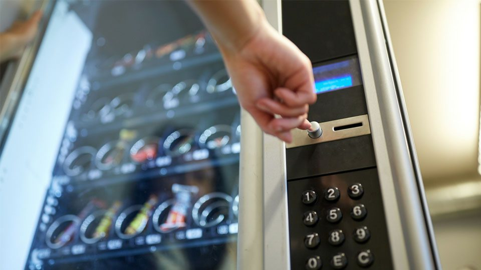 Vending Machine Facts