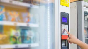 vending machine hire wrexham