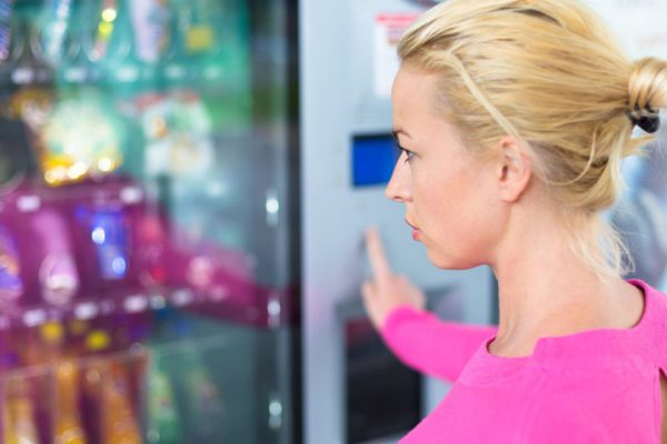 vending machine hire gwynedd