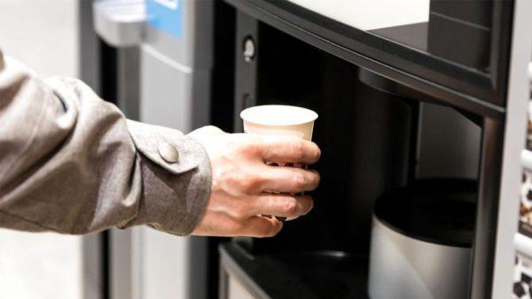 vending machine hire