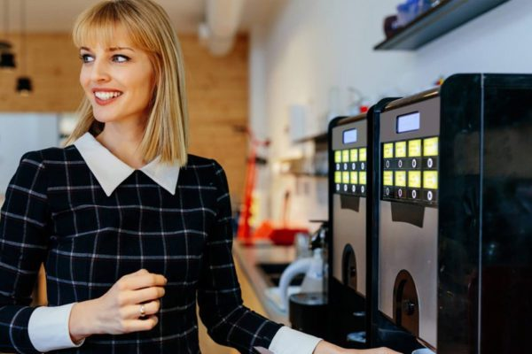 vending machine hire denbighshire