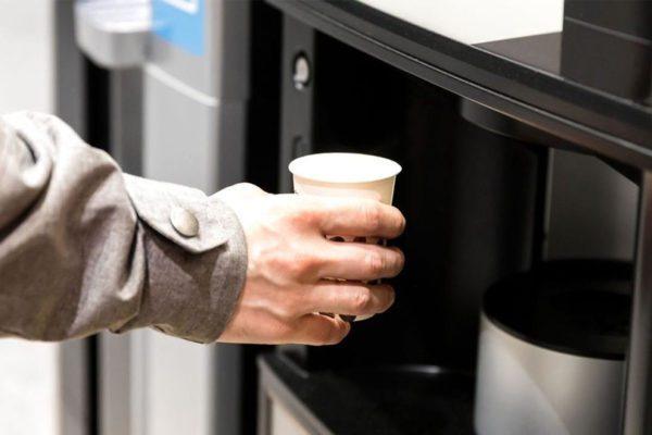hot drink machine hire wrexham