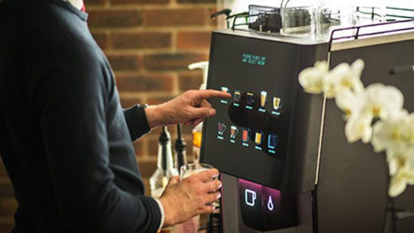 coffee vending machine hire warrington