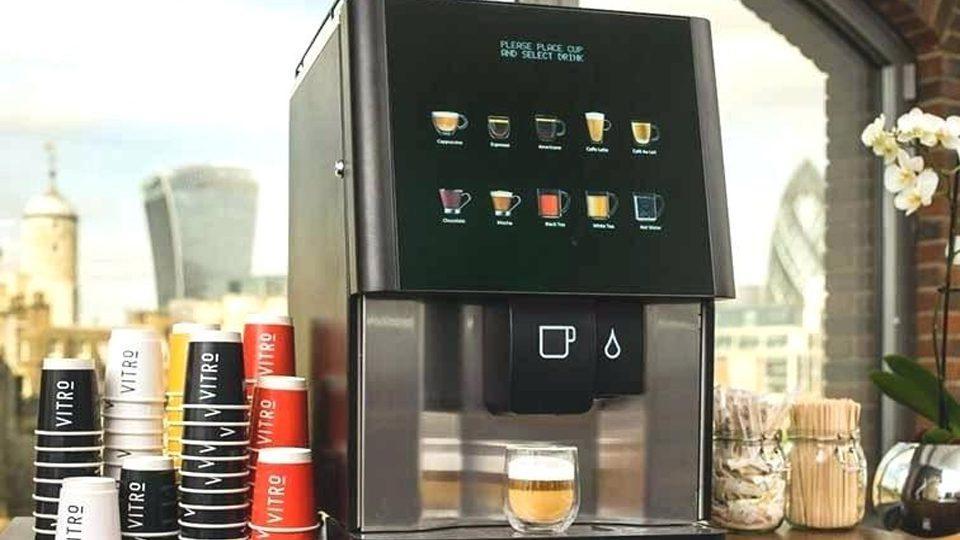 Vending Machine Hire In Warrington